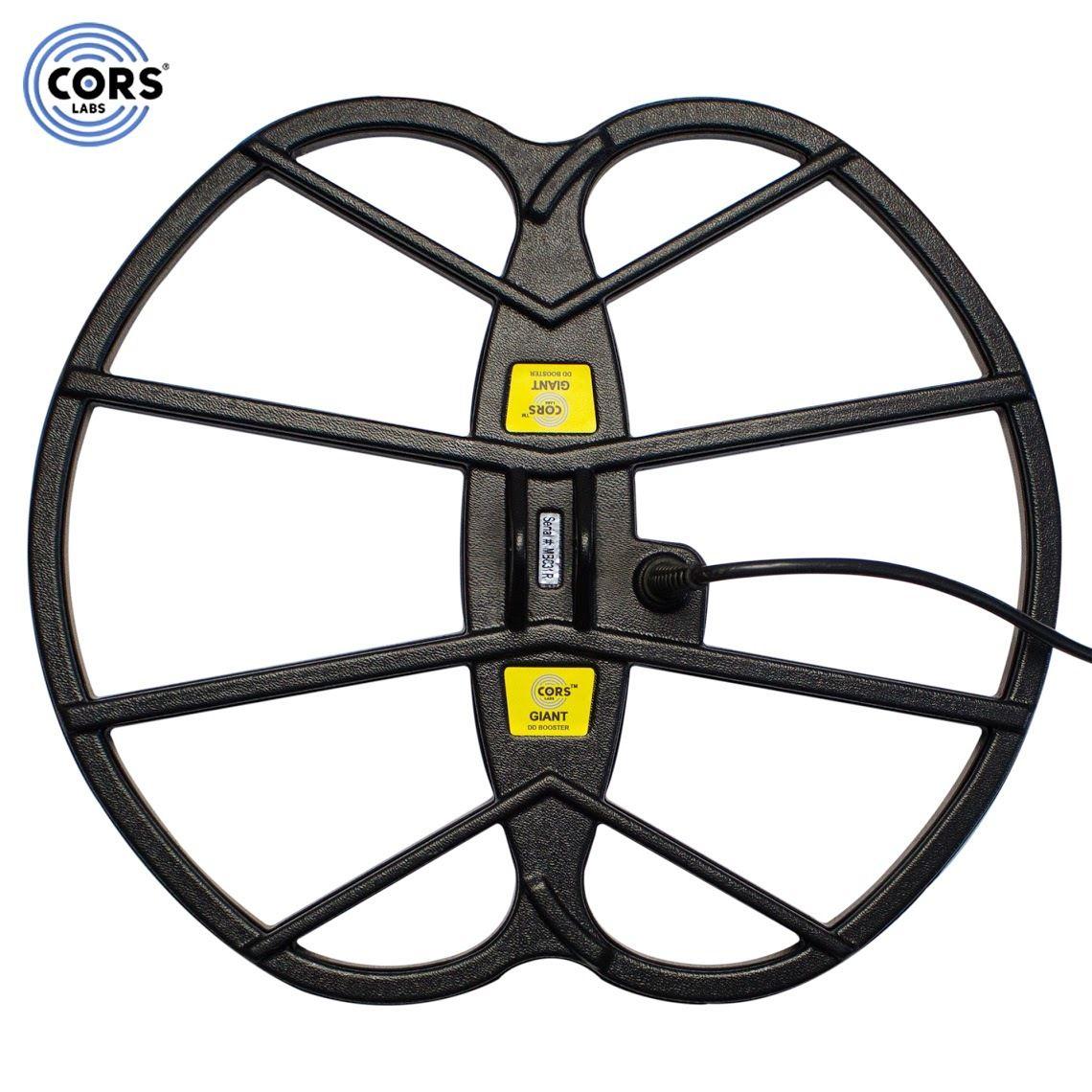 CORS Hochleistungsspule für Metalldetektor Garrett ACE 150/200i/250/300i/350/EuroAce/400i